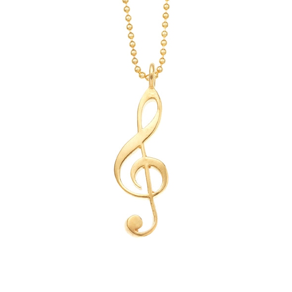 Treble Clef for Self-Expression