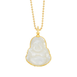 Mother of Pearl Buddha for Acceptance