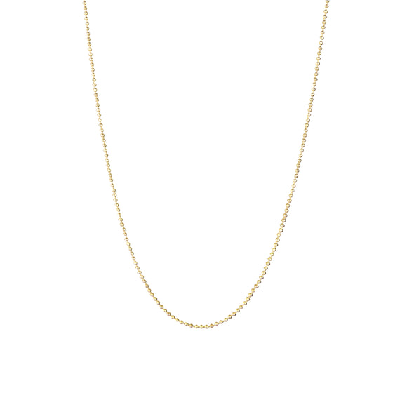 14K Gold JuJu Ball Chain