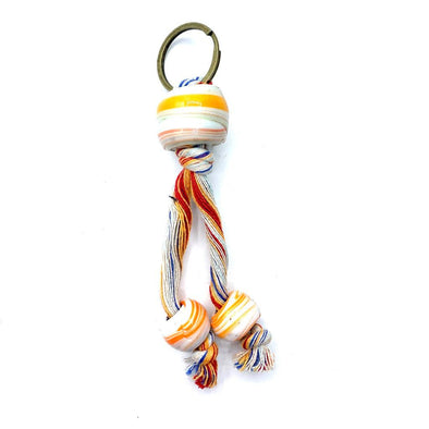 Rainbow Turkish Keychain