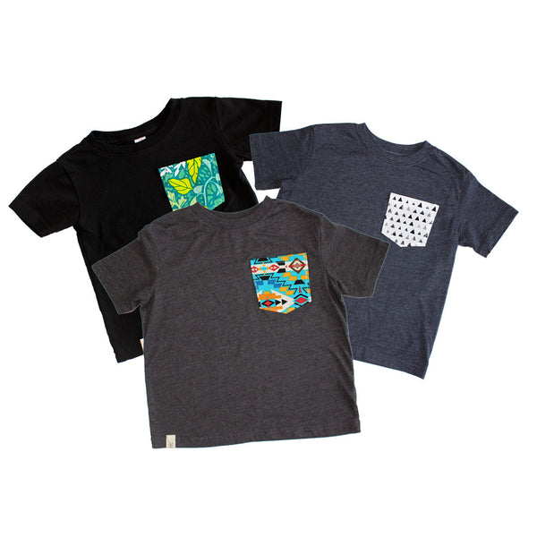 Grom Pocket Tees