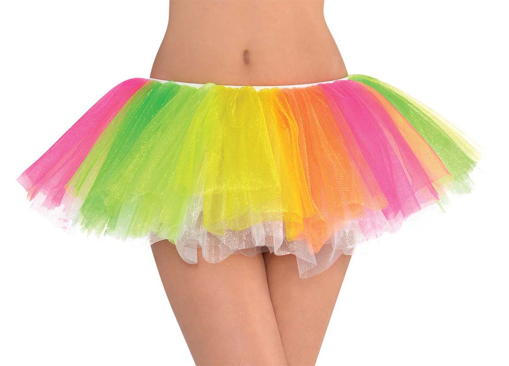 Neon Colored Adult Tutu