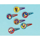 Superhero Girls Birthday Party Favors