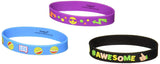 Emoji LOL Rubber Bracelet Party Favors