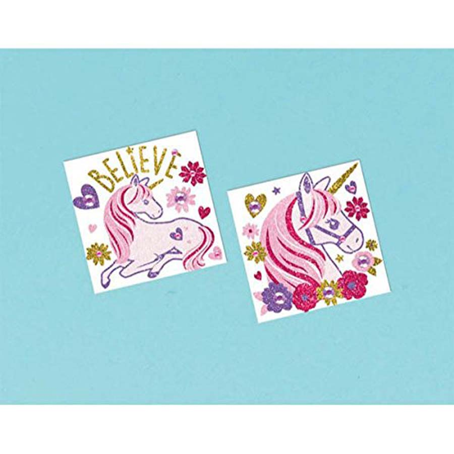 Magical Unicorn Body Jewelry Party Favors