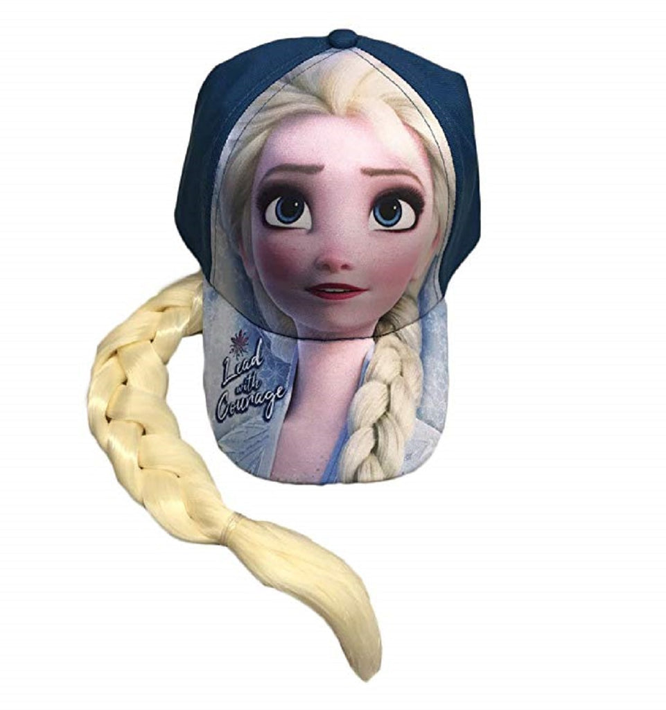 Frozen 2 Child Cap With Ponytailz