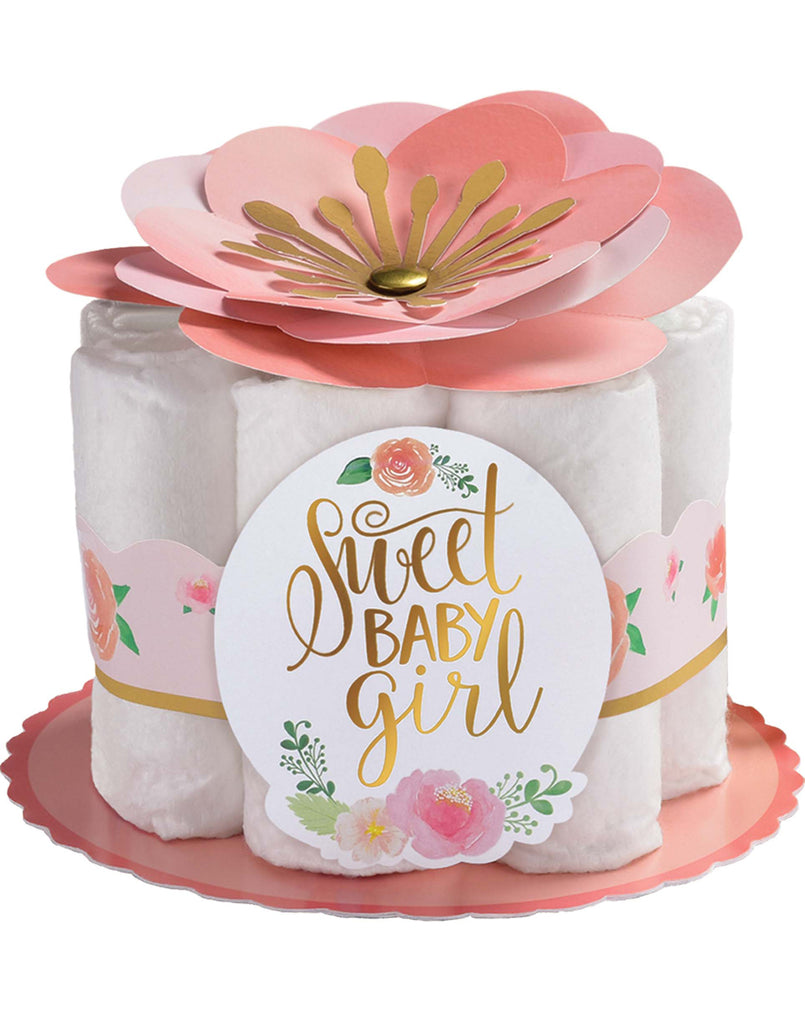 Floral Baby Shower Decorations & Supplies