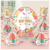 Boho Birthday Girl Decorations & Supplies