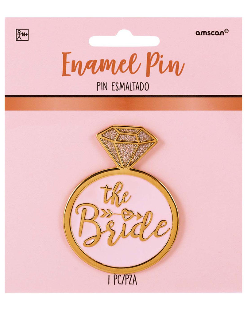 Bachelorette Party The Bride Pin