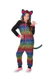 Rainbow Spots Child Unicorn Costume