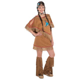 Native Princess Teen Indian Costume