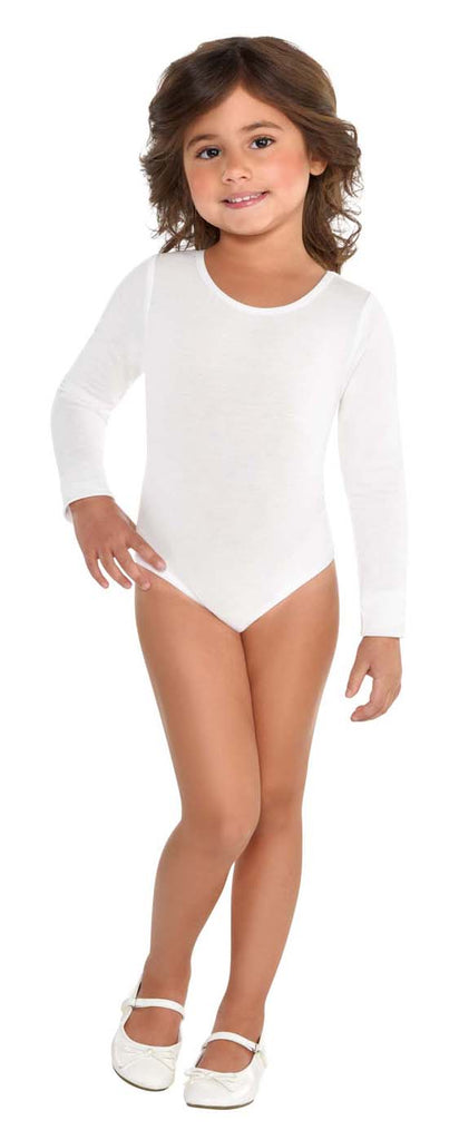 White Child Bodysuit