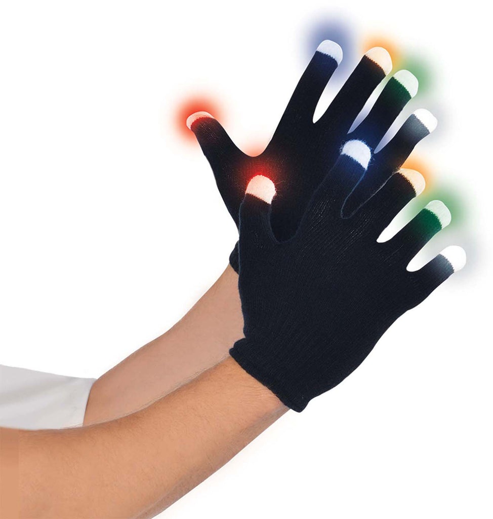 Electric Party Adult Led Gloves