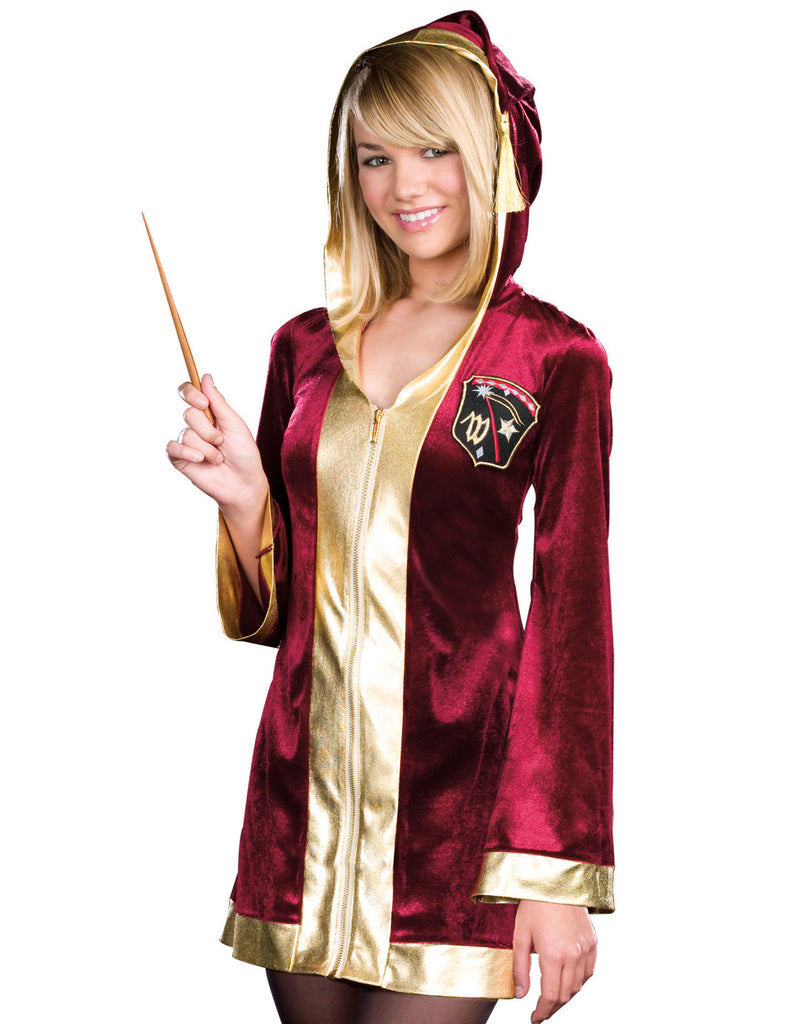 Cute Magic Student Robe Wizardly  Costume