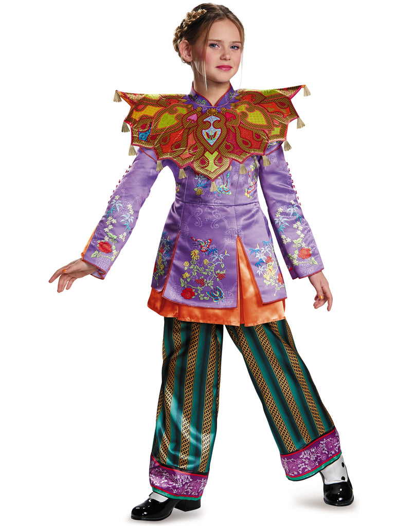 Alice Through The Looking Glass Prestige Asian Look Costume