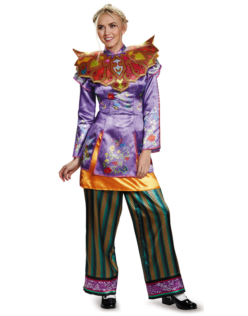 Alice Through The Looking Glass Adult Deluxe Asian Costume