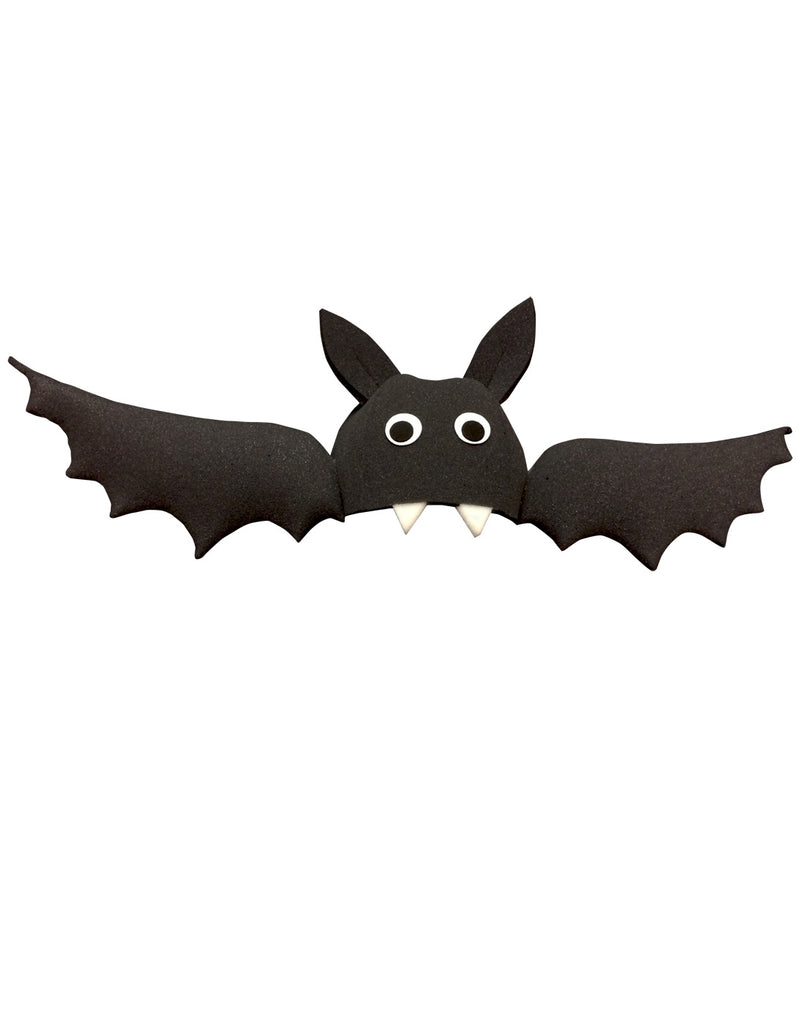 Bat With Wings Adult Foam Hat