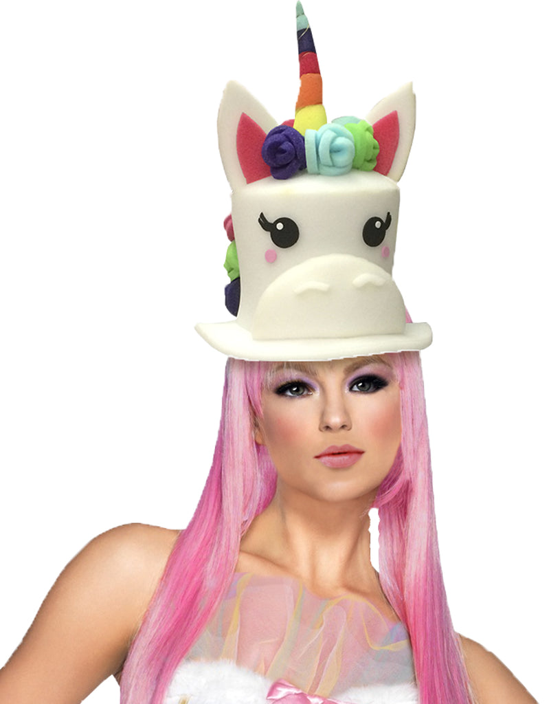 Unicorn Adult Foam Hat