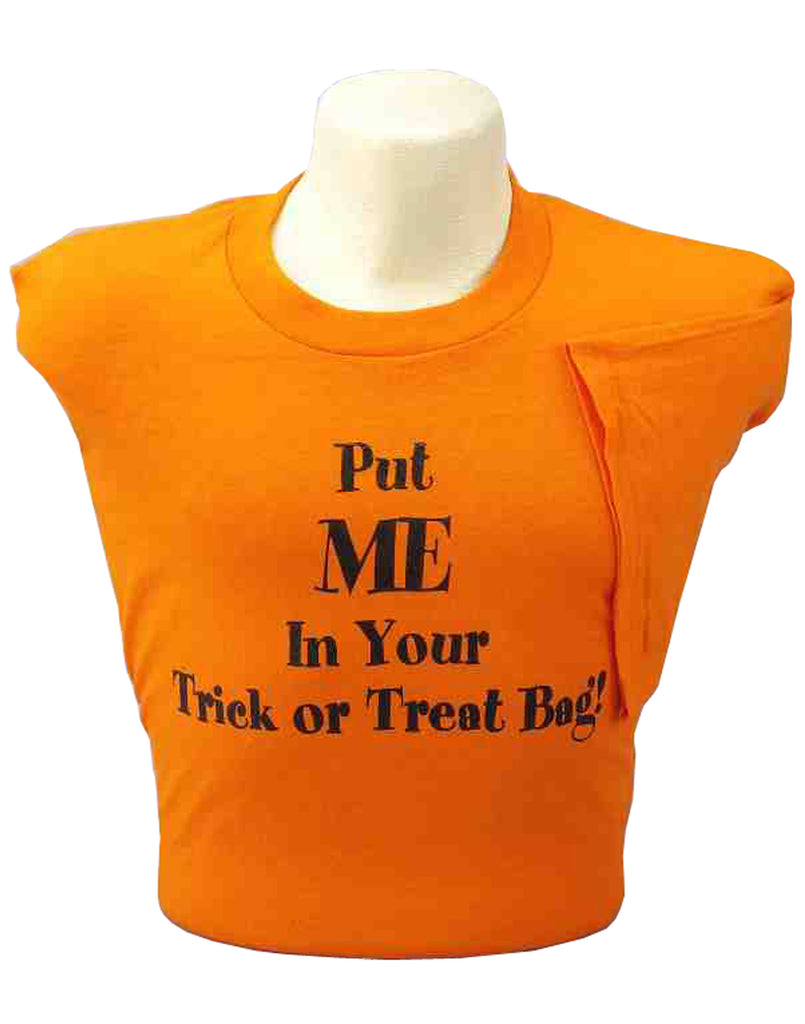 T-Shirt-Put Me In Your T/T Bag