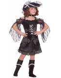 Swash Buckler Sweetie Child Pirate Costume