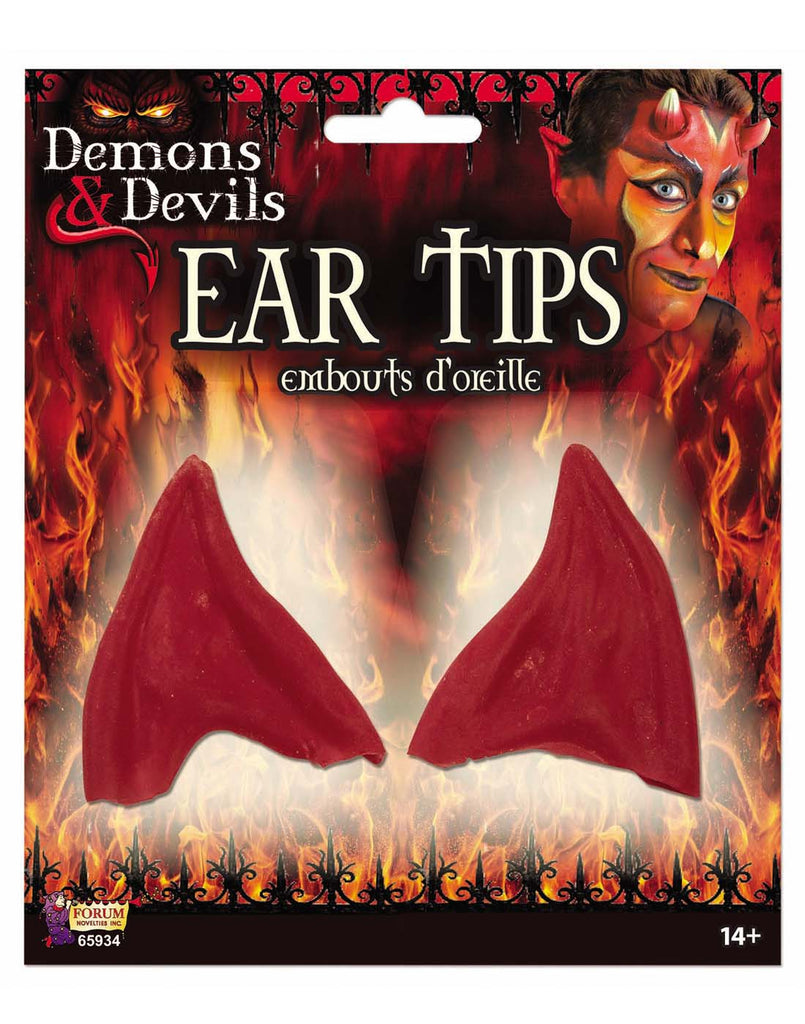 Devil Man Adult Ear Tips