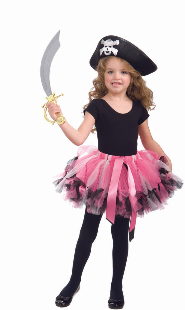Pirate Child Costume Tutu