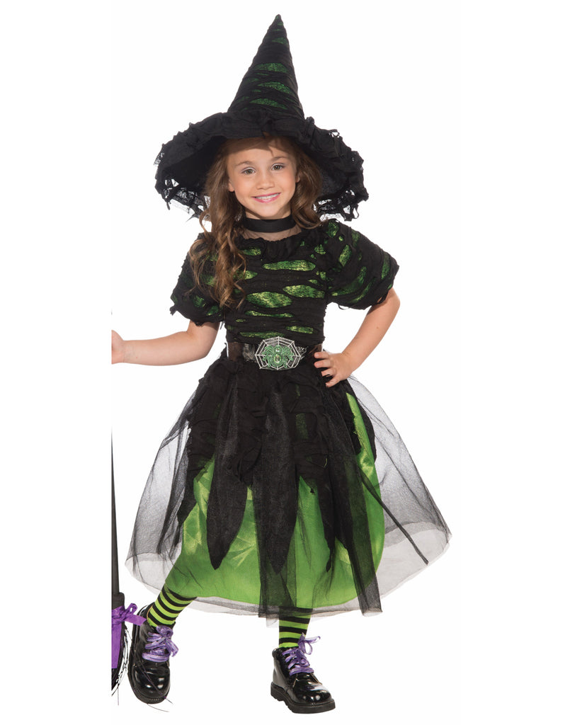 Mysteria The Witch Child Costume