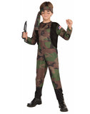 Army Soldier Jumpsuit