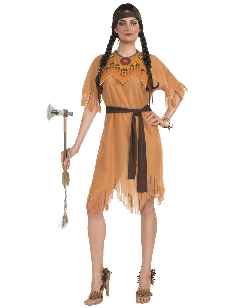 Native American Maiden