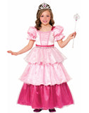 Pink Sugar Princess Child Costume