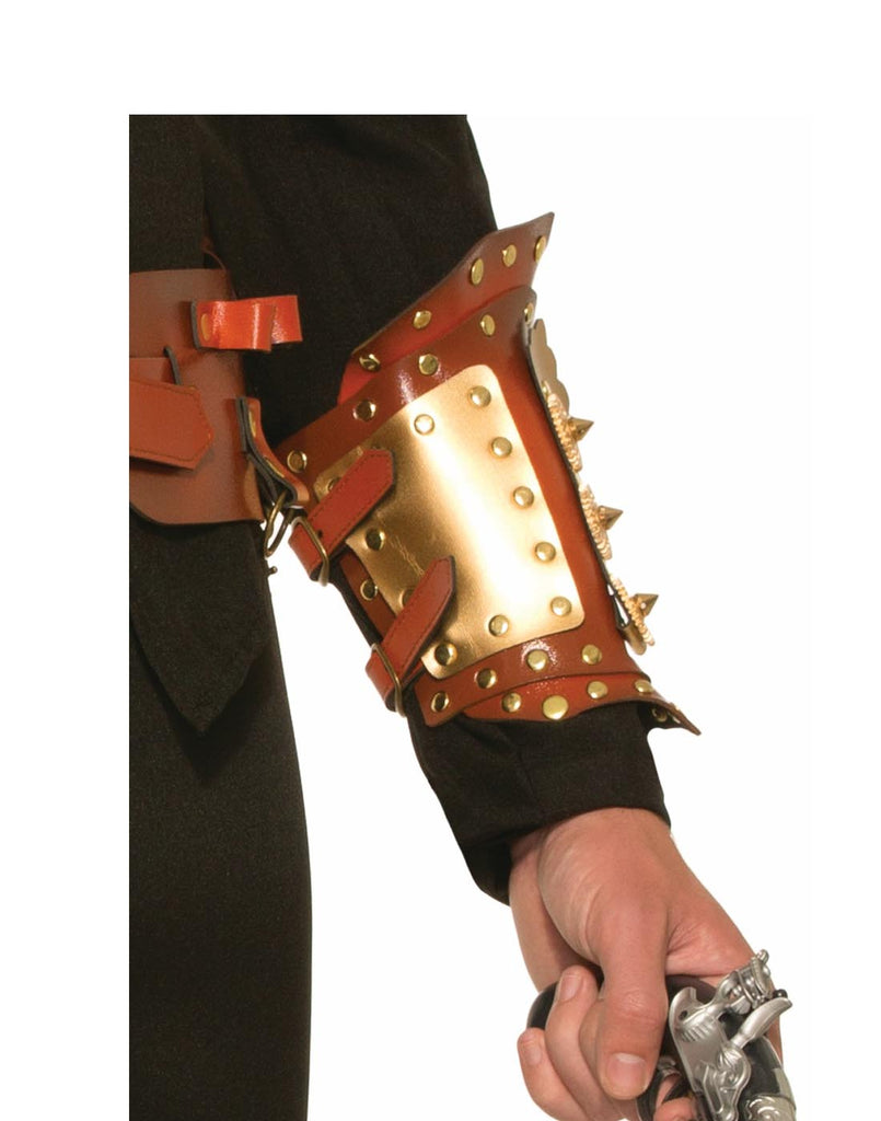 Steampunk Adult Wristband Armor