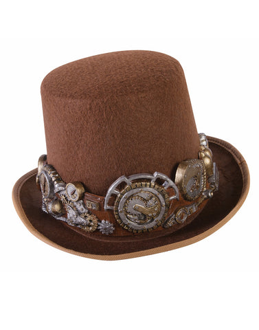 Brown Child Cowboy Hat