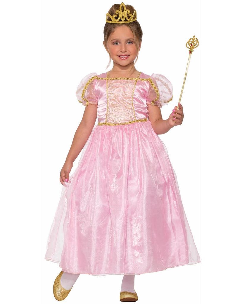 Pink N Pretty Princess Child Costume