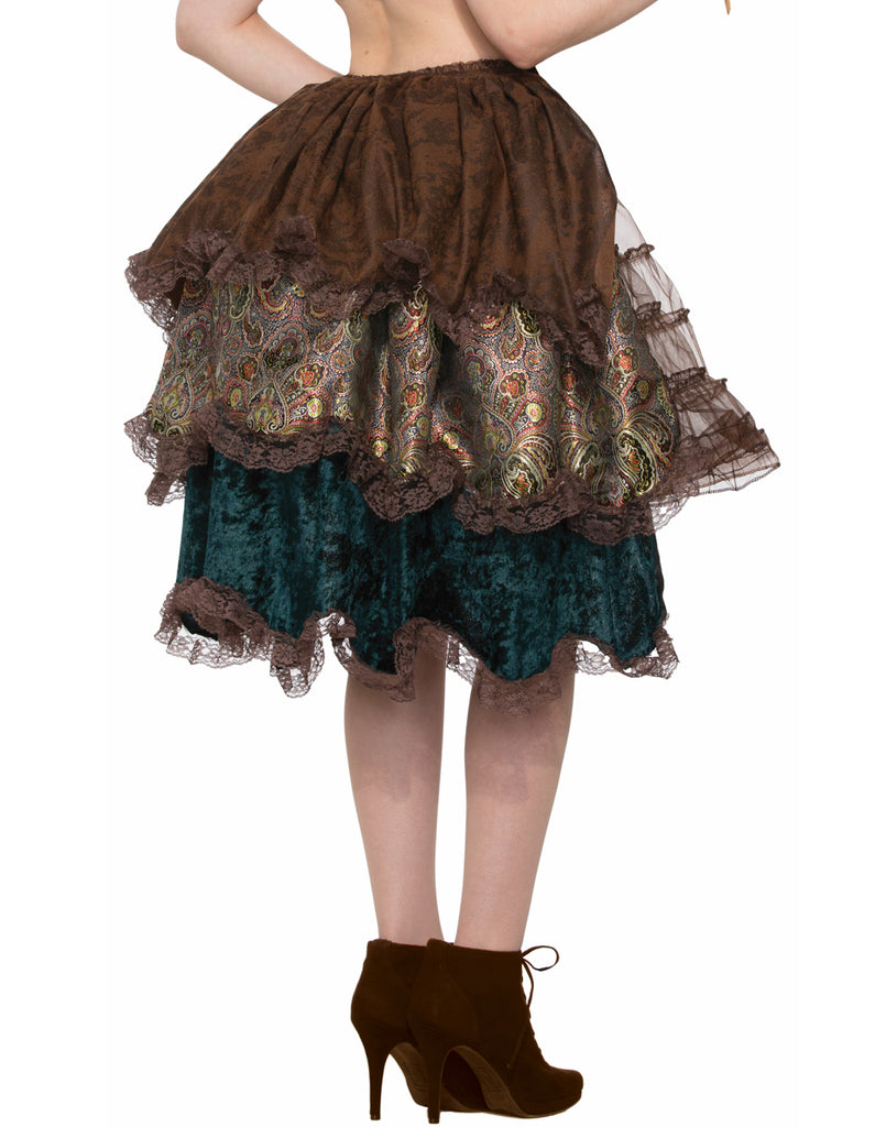 Steampunk Adult Bustle