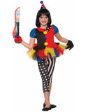 Evil Clown Lil Girlie Costume