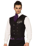 Bat Vest Mens Adult Accessory