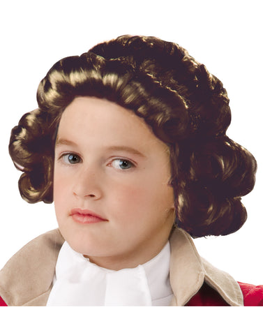 Colonial Lady Adult Wig