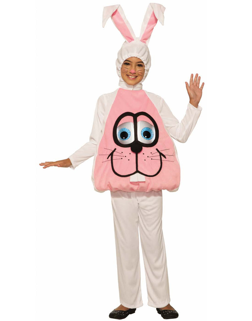 Wiggle Eyes Bunny Child Costume