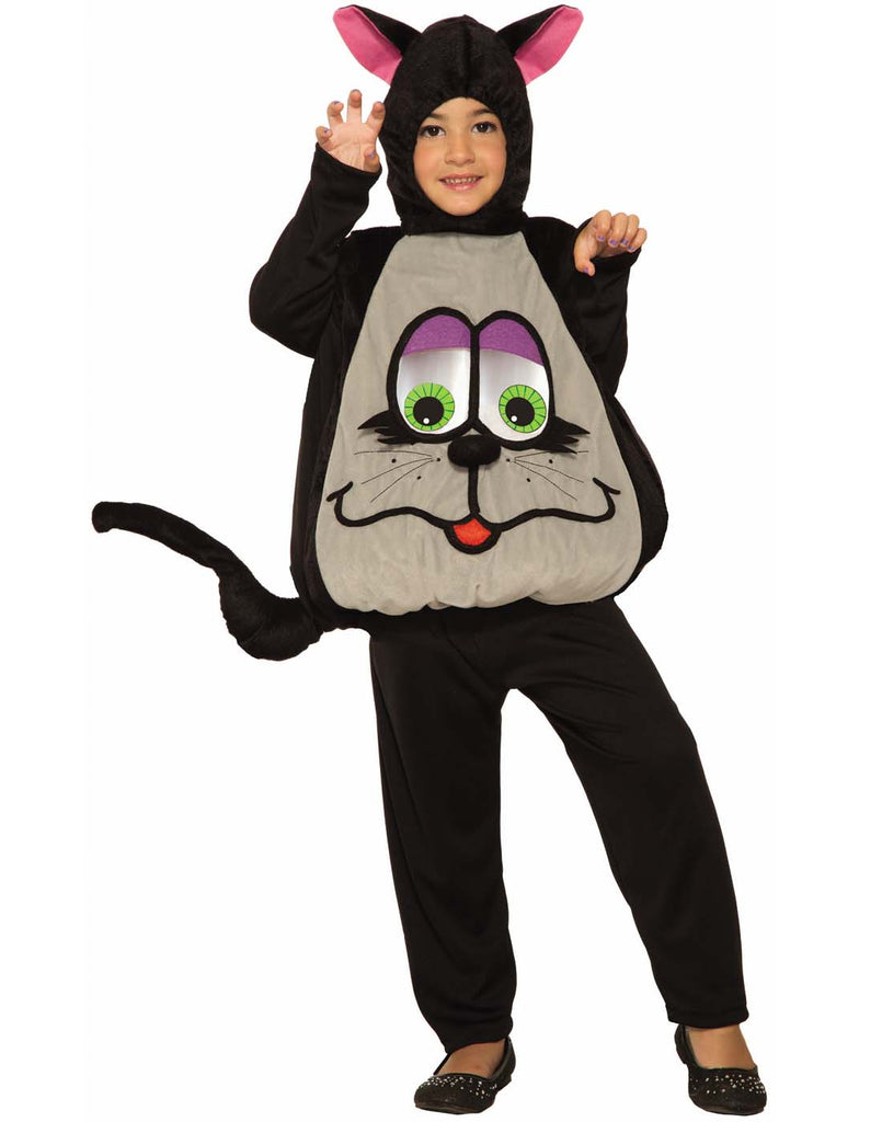 Wiggle Eyes Cat Toddler Costume