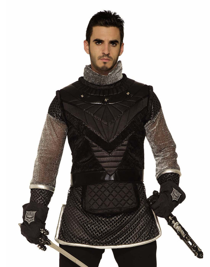 Dark Royal Adult Costume King Chest Plate