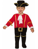 Captain Cutie Toddler Pirate Costume