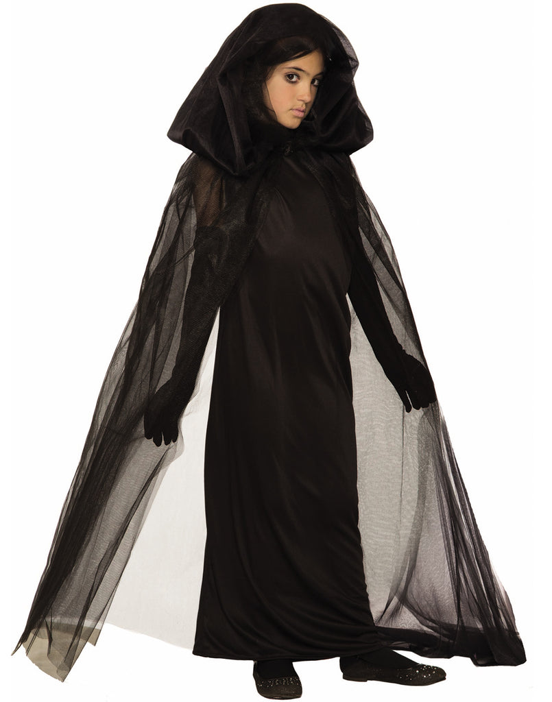 Haunted Child Gothic Witch Costume