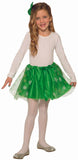 Green Child Christmas Sparkle Skirt