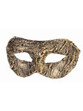 Textured Gold Adult Eye Mask
