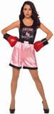 Female Boxer Adult Costume