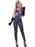 Galaxy Print Adult Leggings