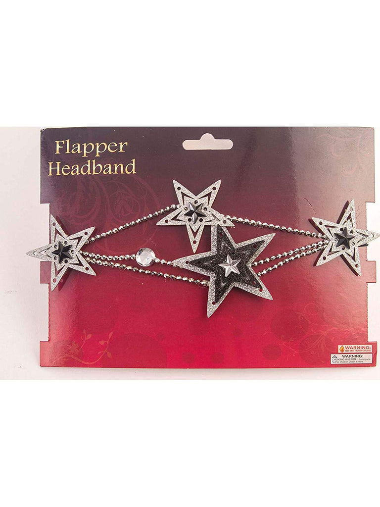 Star Headband Flapper Accessory