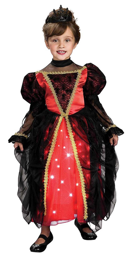 Twinkle Gothic Child Princess Costume