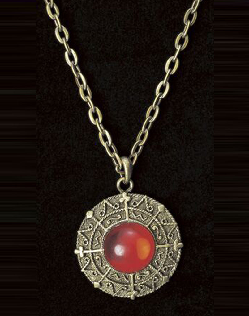 Red Gem Lost Treasure Necklace