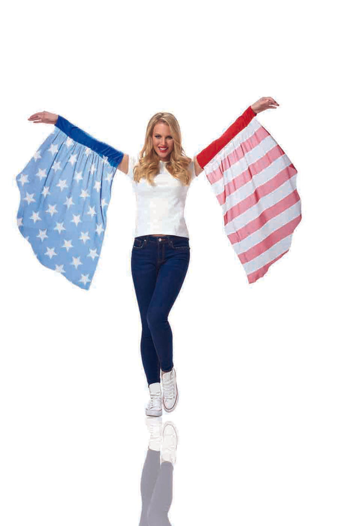 Americana Adult Costume Arm Sleeves